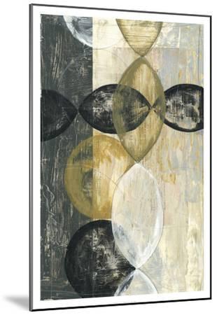 Half Moon II-Jennifer Goldberger-Mounted Premium Giclee Print
