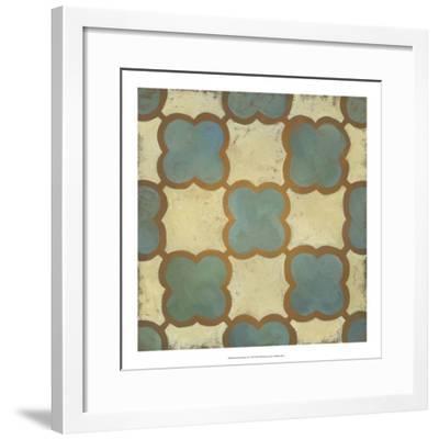 Rustic Symmetry IV-Chariklia Zarris-Framed Premium Giclee Print