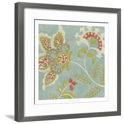 Provincial Chintz I-Chariklia Zarris-Framed Premium Giclee Print
