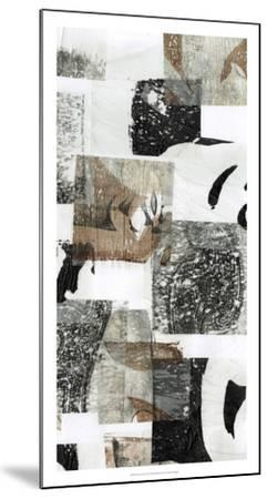 Reconstructed I-Jennifer Goldberger-Mounted Premium Giclee Print