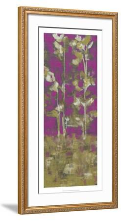 Laurel Grove II-Jennifer Goldberger-Framed Premium Giclee Print
