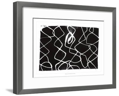 Frequency V-Jennifer Goldberger-Framed Premium Giclee Print