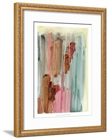 Evening Lights II-Charles McMullen-Framed Premium Giclee Print