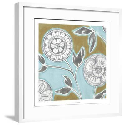 Quirk I-Jennifer Goldberger-Framed Premium Giclee Print