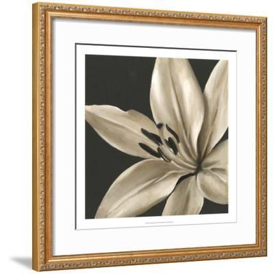 Classical Blooms III-Ethan Harper-Framed Premium Giclee Print
