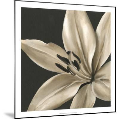 Classical Blooms III-Ethan Harper-Mounted Premium Giclee Print