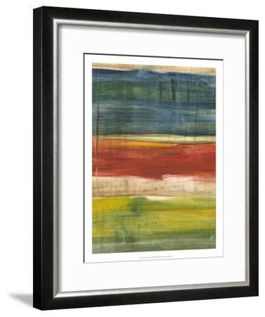 Vibrant Abstract I-Ethan Harper-Framed Premium Giclee Print