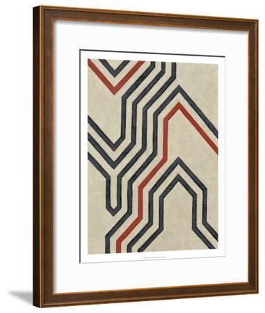 Diversion II-Chariklia Zarris-Framed Premium Giclee Print