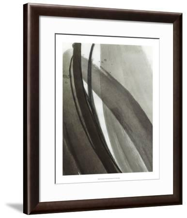 Ink Abstract I-Ethan Harper-Framed Premium Giclee Print
