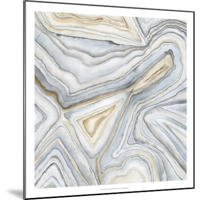 Agate Abstract I-Megan Meagher-Mounted Premium Giclee Print