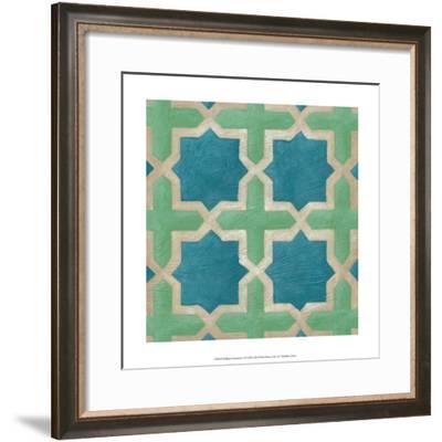 Brilliant Symmetry I-Chariklia Zarris-Framed Premium Giclee Print