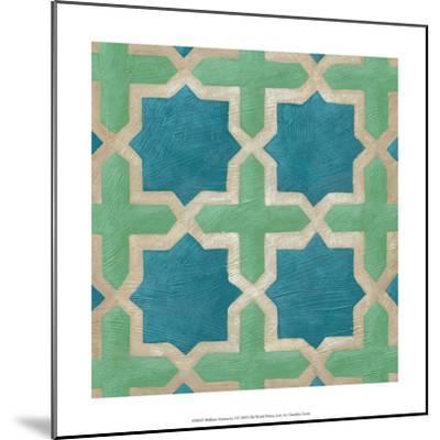 Brilliant Symmetry I-Chariklia Zarris-Mounted Premium Giclee Print