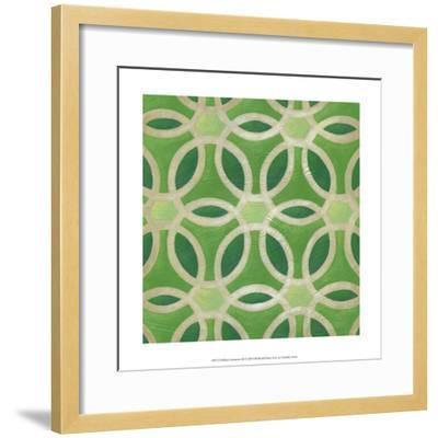 Brilliant Symmetry III-Chariklia Zarris-Framed Premium Giclee Print