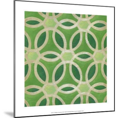 Brilliant Symmetry III-Chariklia Zarris-Mounted Premium Giclee Print