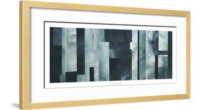 White Caps III-Grace Popp-Framed Premium Giclee Print