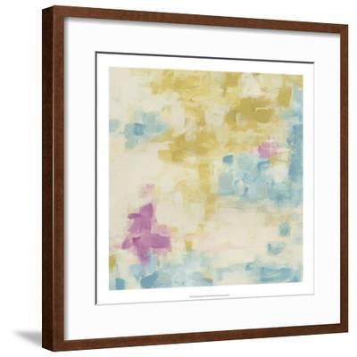 Surface Impression I-June Vess-Framed Premium Giclee Print