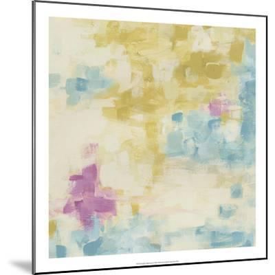 Surface Impression I-June Vess-Mounted Premium Giclee Print