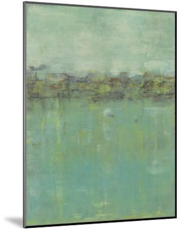 Horizon Line Abstraction II-Jennifer Goldberger-Mounted Premium Giclee Print