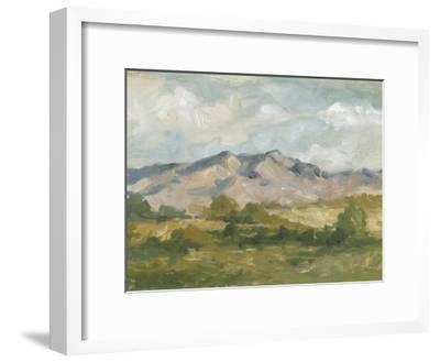 Impasto Landscape I-Ethan Harper-Framed Premium Giclee Print