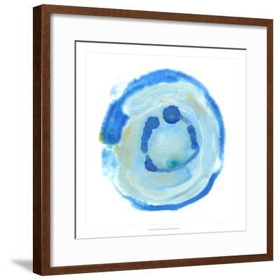 Nebulae III-Alicia Ludwig-Framed Premium Giclee Print