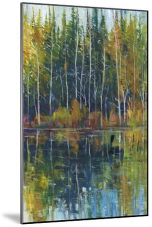 Pine Reflection I-Tim OToole-Mounted Premium Giclee Print