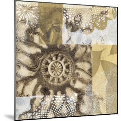 Iron Filigree I-Jennifer Goldberger-Mounted Premium Giclee Print