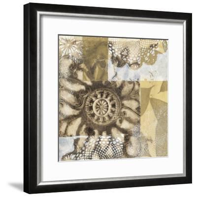 Iron Filigree I-Jennifer Goldberger-Framed Premium Giclee Print