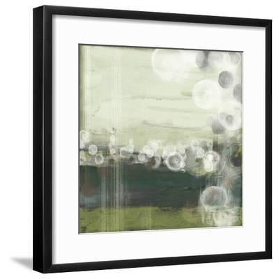 Horizon Spheres I-Jennifer Goldberger-Framed Premium Giclee Print