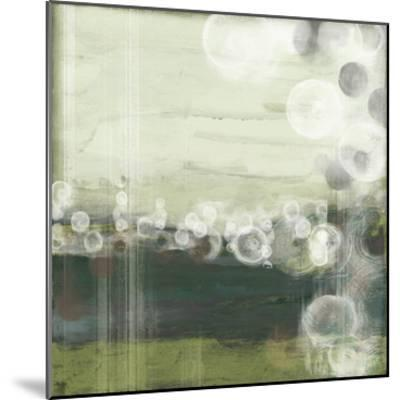 Horizon Spheres I-Jennifer Goldberger-Mounted Premium Giclee Print