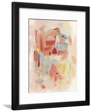 Red Wine-Christina Long-Framed Premium Giclee Print