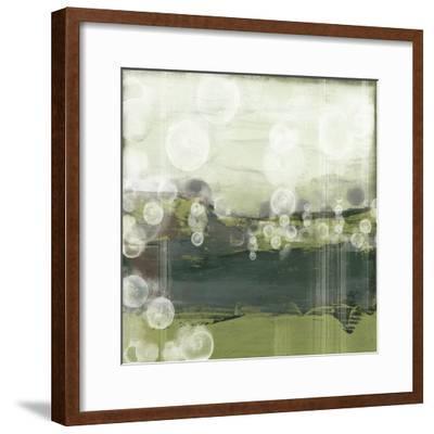 Horizon Spheres II-Jennifer Goldberger-Framed Premium Giclee Print