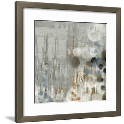 Bubbly I-Jennifer Goldberger-Framed Premium Giclee Print