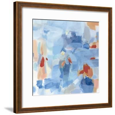 Saturday-Christina Long-Framed Premium Giclee Print