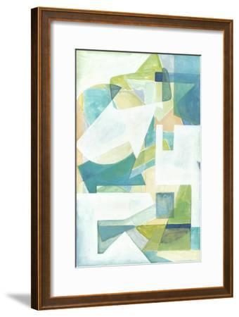 Overlay Abstract I-Megan Meagher-Framed Premium Giclee Print