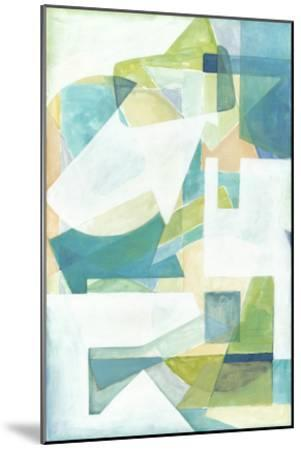 Overlay Abstract I-Megan Meagher-Mounted Premium Giclee Print