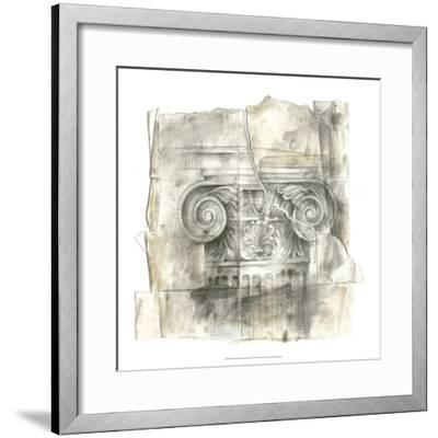 Draftsman's Sketchbook II-Ethan Harper-Framed Premium Giclee Print