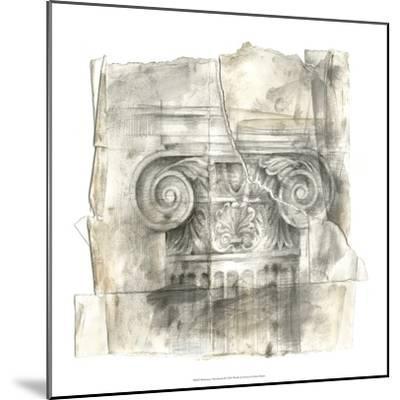 Draftsman's Sketchbook II-Ethan Harper-Mounted Premium Giclee Print