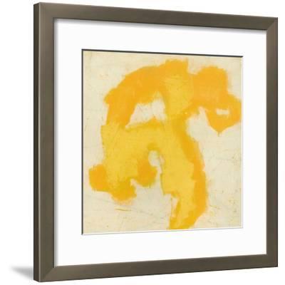 Gestural II-June Vess-Framed Premium Giclee Print