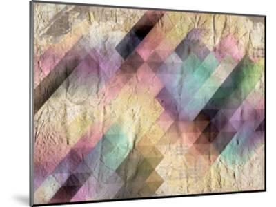 Color Code-Kimberly Allen-Mounted Art Print