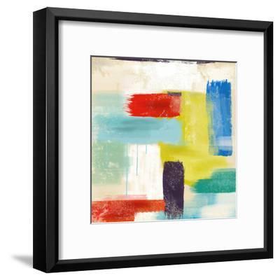 Contemp A-Cynthia Alvarez-Framed Art Print