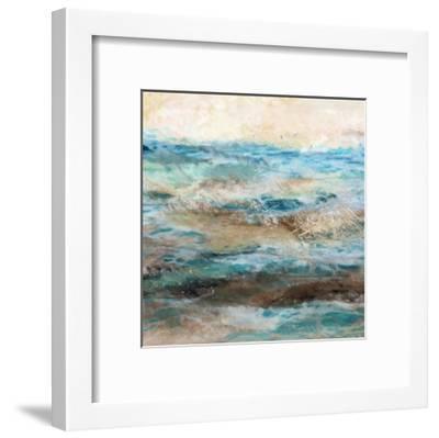Wave-Cynthia Alvarez-Framed Art Print