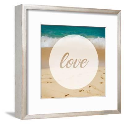 Circle Love-Cynthia Alvarez-Framed Art Print