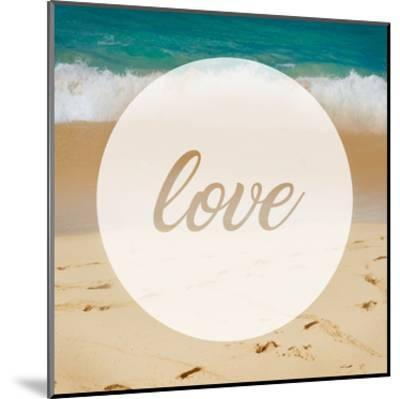 Circle Love-Cynthia Alvarez-Mounted Art Print