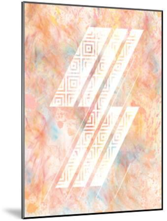 Color Design 2-Kimberly Allen-Mounted Art Print