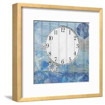 Day at the Beach-Kimberly Allen-Framed Art Print