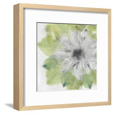 Soft Blooming Yellow-Kimberly Allen-Framed Art Print