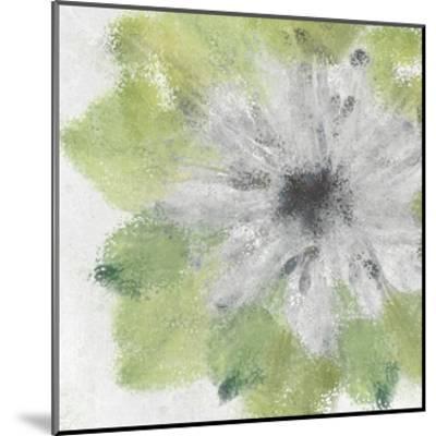 Soft Blooming Yellow-Kimberly Allen-Mounted Art Print