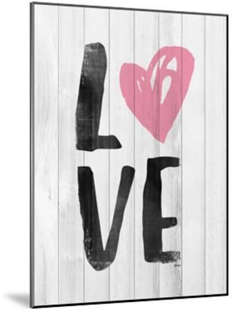 LOVE-Gigi Louise-Mounted Art Print
