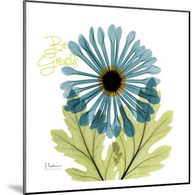 Greatful Chrysanthemum H68-Albert Koetsier-Mounted Art Print