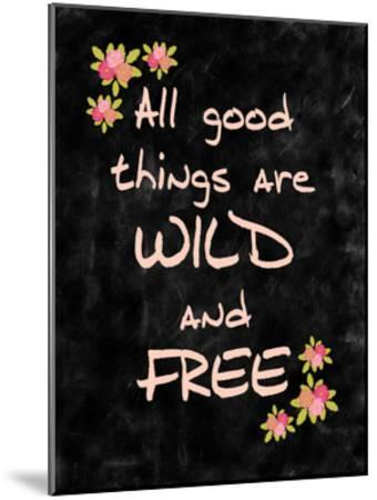 All Good Things-Kimberly Allen-Mounted Art Print